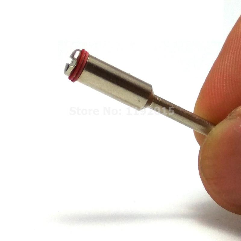 2tk 2,35 / 3 / 3,17mm ketassaega tera ühendusvarda pöörleva - Abrasiivtööriistad - Foto 2