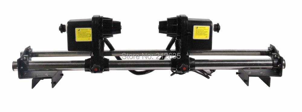 Бумажный коллектор принтер бумажный приемник для Mimaki JV3 JV2 JV33 JV5 JV34 TS34 pinter (два двигателя)