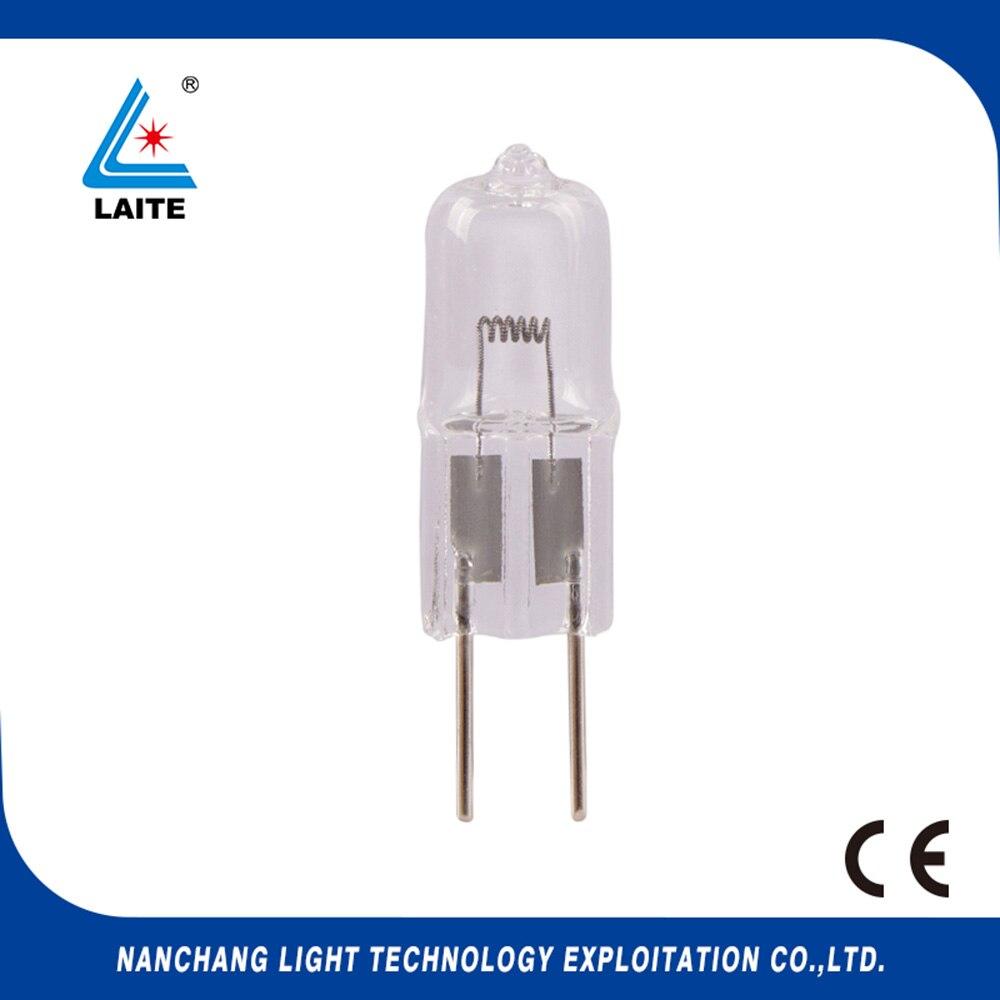 22,8 v 50 w G6.35 para 2001 Hanaulux luz quirúrgica 22.8V500W bombillas halógenas gratis shipping-10pcs