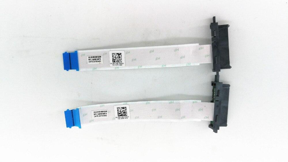 WZSM оптовая продажа новый для Dell 15 5000 5558 5555 5559 3558 HDD жесткий диск SATA Соединительный кабель NBX0001QU00 0RCVM8
