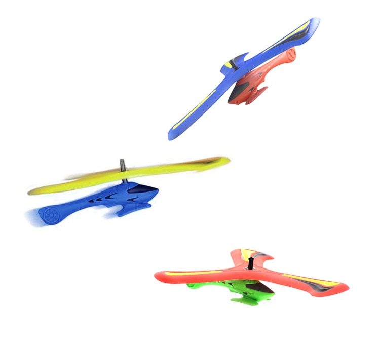 De espuma suave BOOMERANG juguetes para niños al aire libre Juguetes