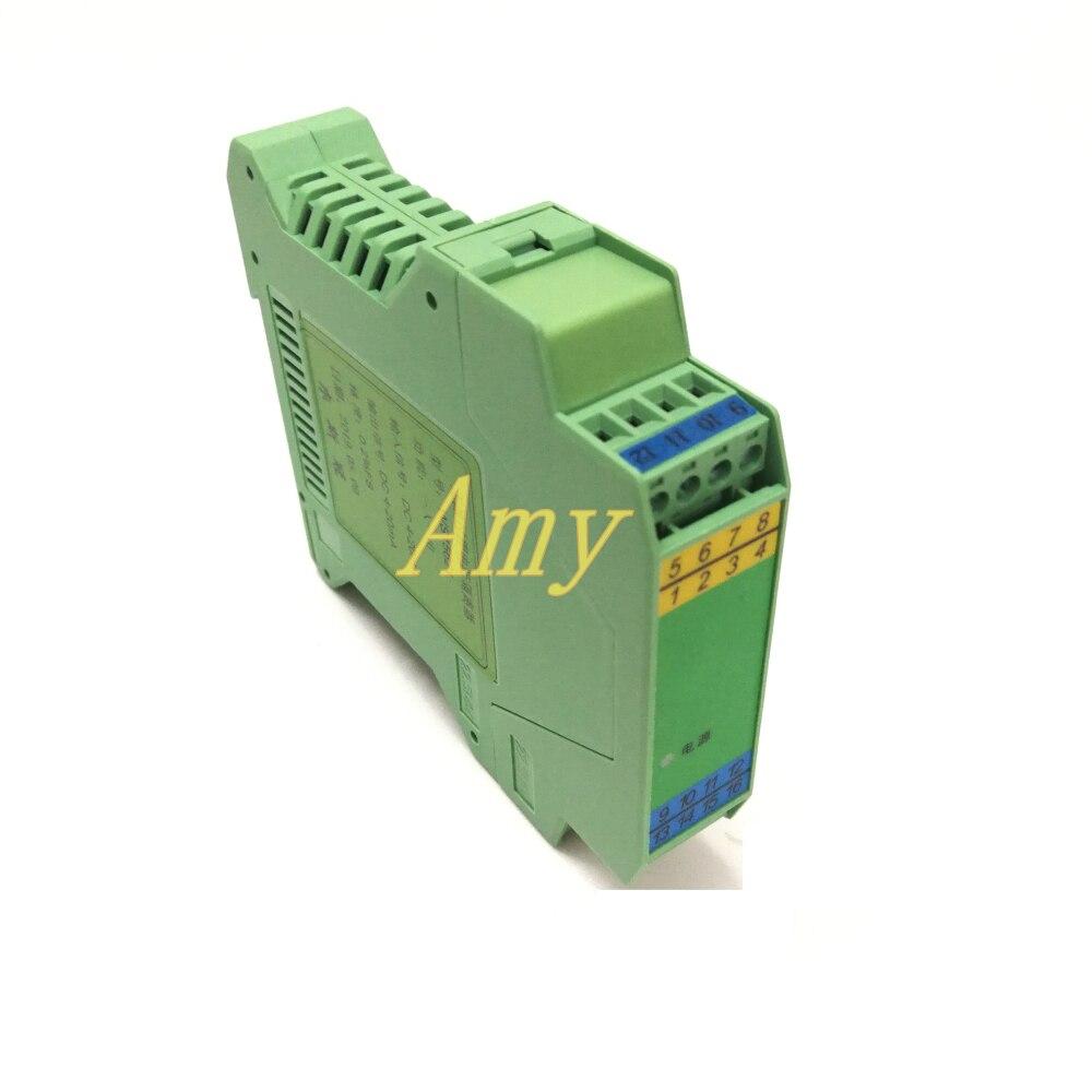 Aislador de señal pasivo 4-20 mA un-in, UN-out/dos-out/cuatro o transmisor de corriente multicanal sin fuente de alimentación