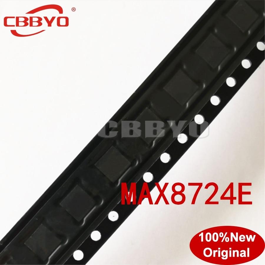 10 шт., 100% новые MAX8724ETI MAX8724E 8724E QFN-28