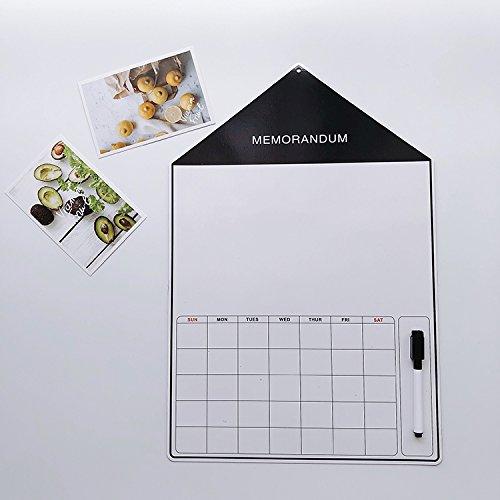 Магнитный сухой стираемый лист для белой доски премиум класса 15 8x12 дюймов