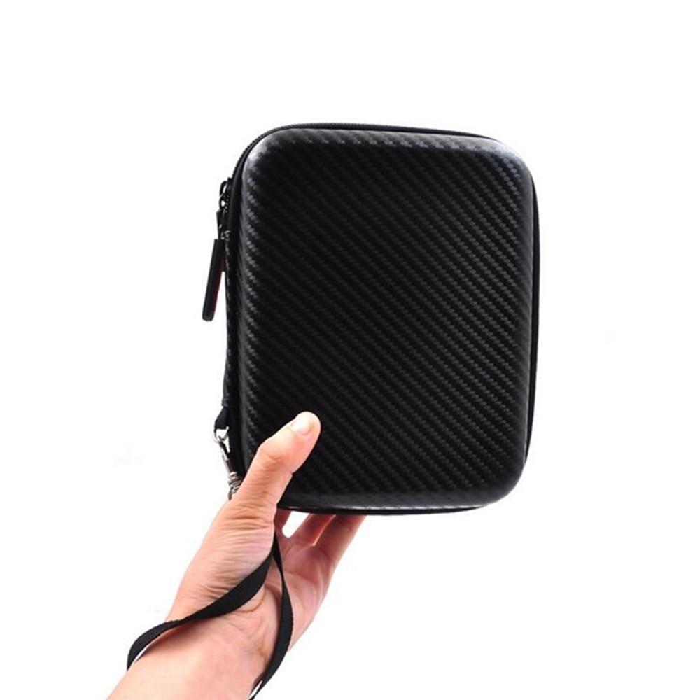 DJI Cámara de Acción PU estuche de transporte portátil resistente al agua bolso de protección portátil caja de almacenamiento para OSMO Acces de acción