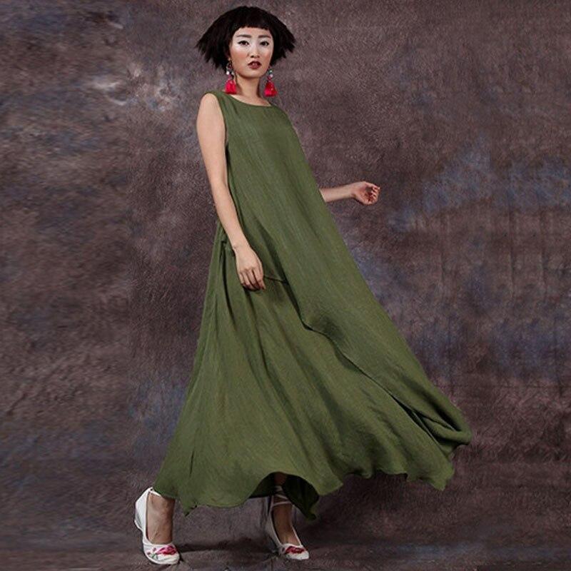 Vestidos de tallas grandes para mujer, vestido Vintage de verano 2020, vestido largo Maxi para mujer, vestidos de fiesta de talla grande 3XL 4XL 5XL para mujer