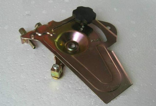 frete gratis 186f micro lavoura maquina de manivela manual de controle alavanca de