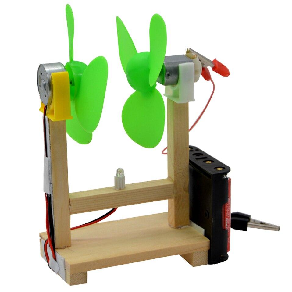 Ветроэнергетический симулятор, Электронная идея, школьный Обучающий набор для мальчиков