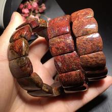 13*18*7mm naturel Pietersite namibie pierres précieuses Rectangle perles Bracelet AAAA