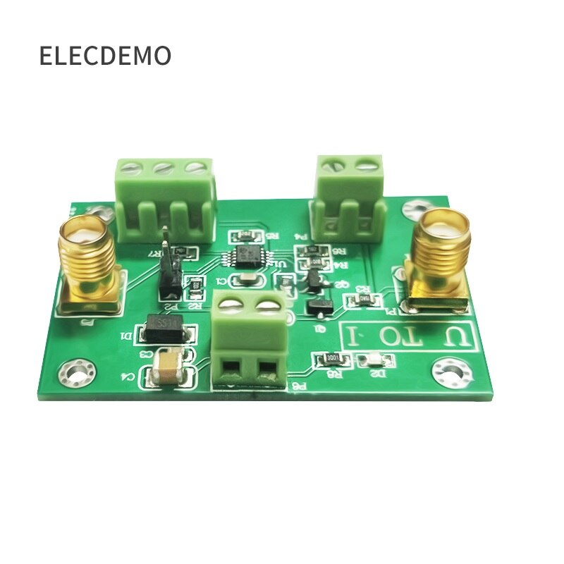 XTR111 Module Voltage to current module XTR111 high precision current transmitter 0-5V to 0-25mA signal conversion ads1232 module 24 bit adc module high precision analog to digital conversion module ads1232ipw