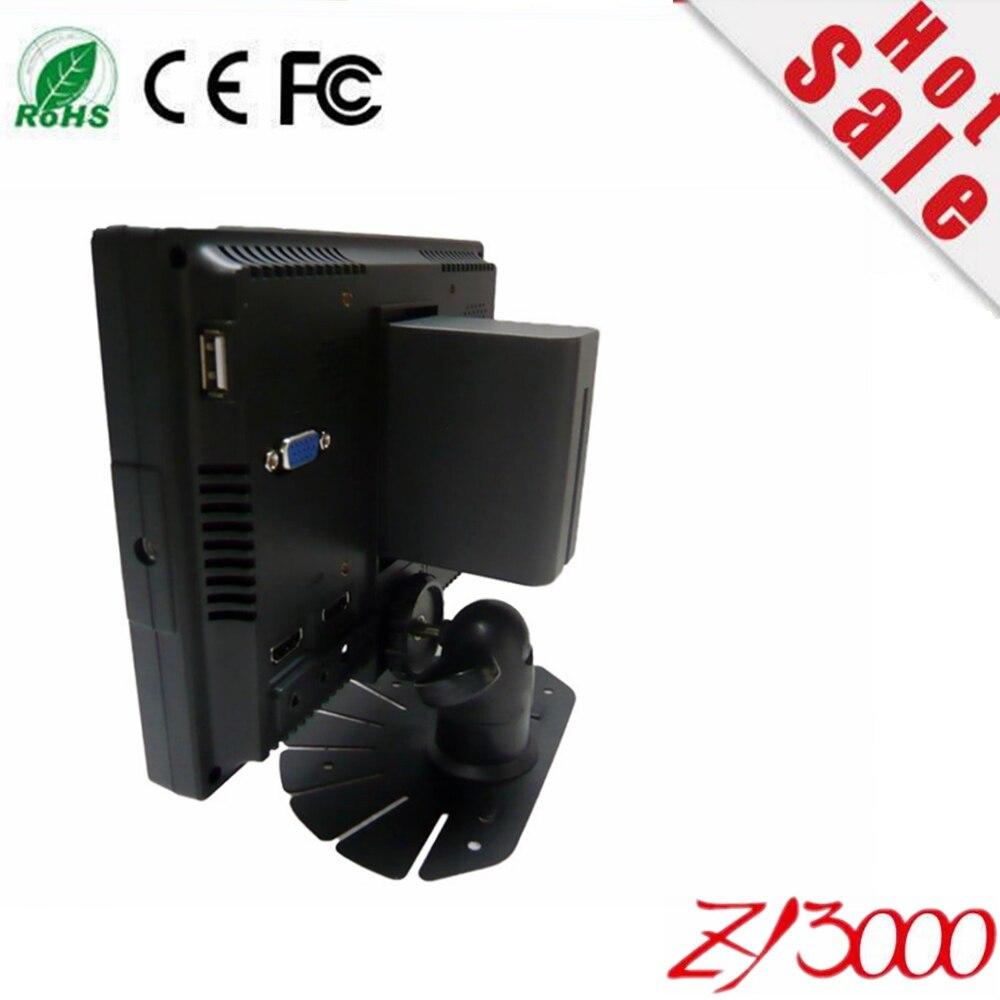 """Nuevo 10,1 """"1280*800 IPS HDMI SDI Broadcast led Monitor hd pico de 5DII DSLR modo de cámara para las cámaras de TV campo disparándole slim"""