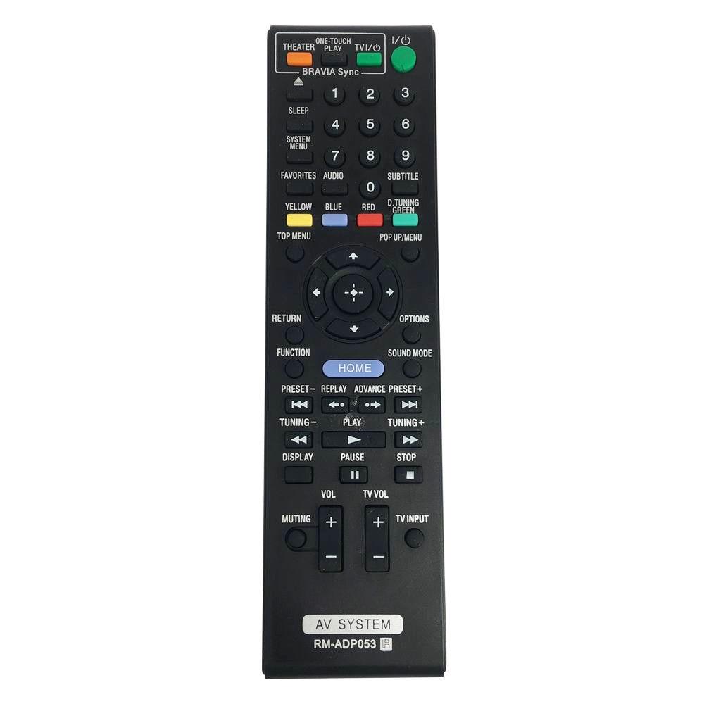 Nuevo Control remoto para SONY RM-ADP053 RMADP053 BDV-E470 BDV-E570 BDV-E77 RM-ADP054 RM-ADP058...