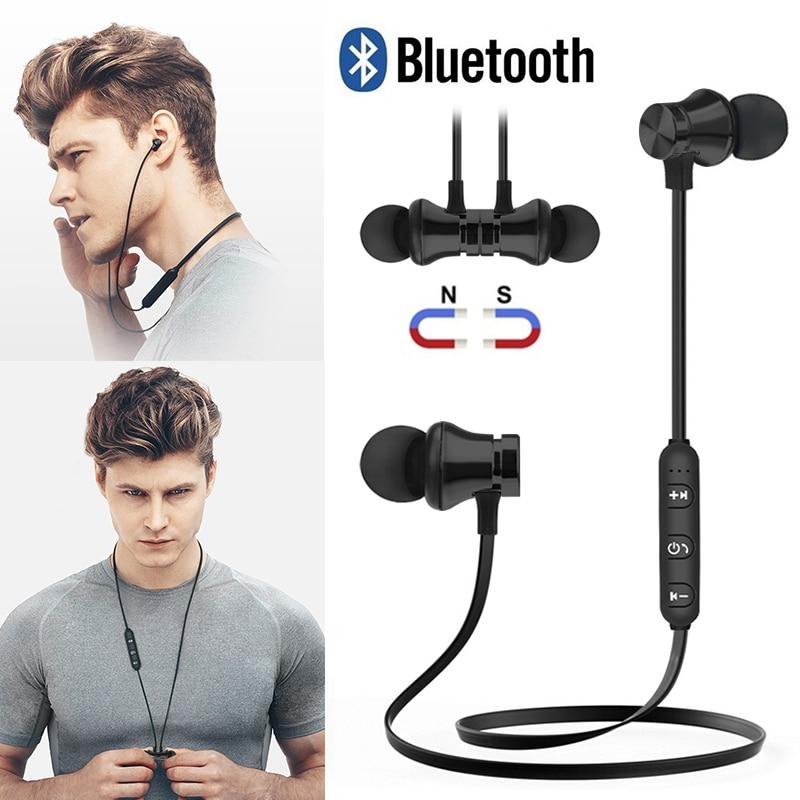 Para Samsung Galaxy S10 más S9 S8 S7 borde A9 A8 A8s A7 A6 J6 J4 J7 J3 J5 Nota 9 8 auricular Bluetooth auriculares inalámbricos