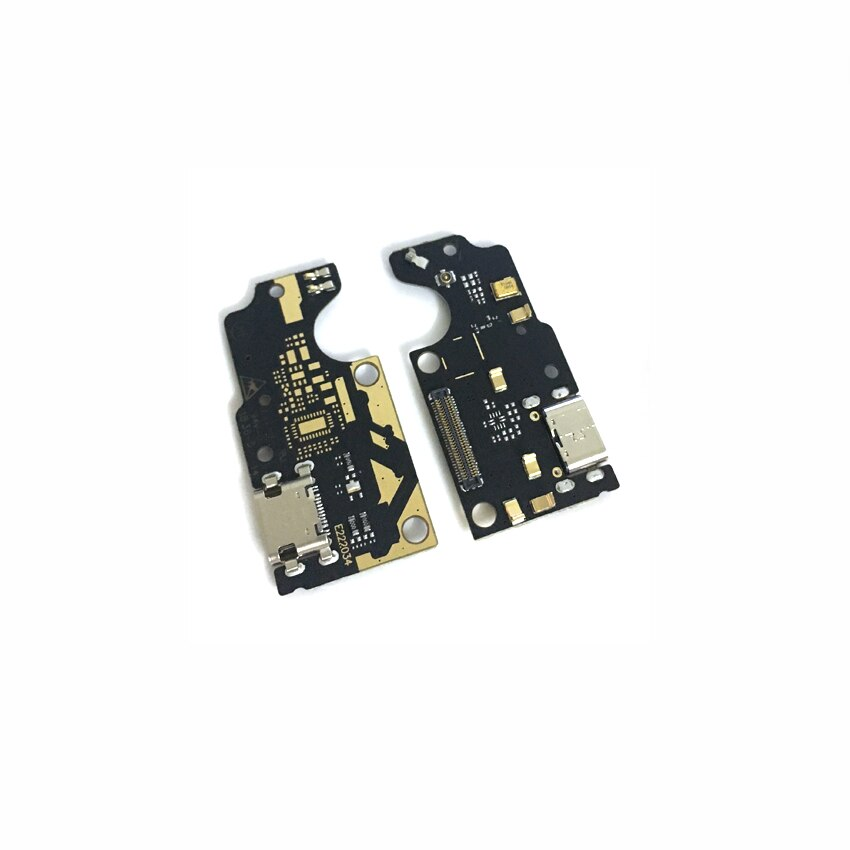 Conector de puerto de carga USB de 5 piezas Cable flexible para ZTE Axon Secret 7 A2017 A2017G A2017U