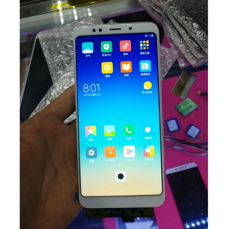 Alta calidad para Xiaomi Redmi 5 Plus/Redmi Note 5/Redmi Note 5 Pro pantalla LCD + reemplazo de montaje de digitalizador con pantalla táctil