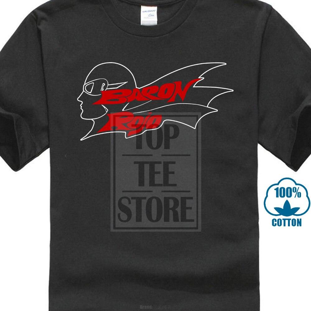 Мужская футболка Baron Rojo испанский тяжелый металлический ремешок Obus Mago De Oz Размер забавная футболка Новинка Футболка женская мужская футболка с принтом