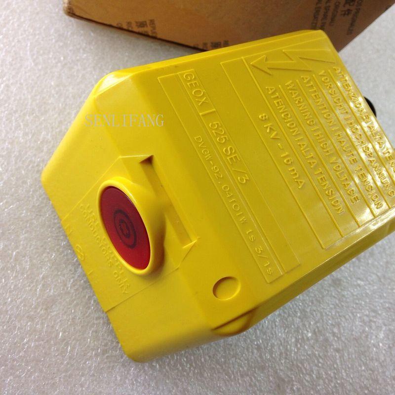 Nueva caja de control RIELLO 525SE-3 para Riello GS3/GS5 Quemador de aceite hecho en China