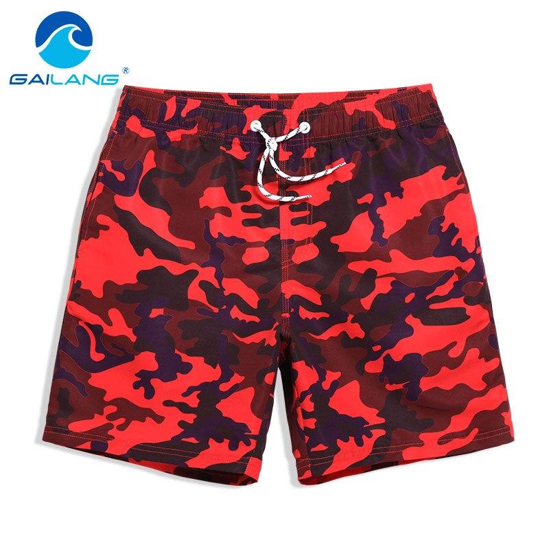 Gailang-شورت بوكسر رياضي للرجال ، بنطال رياضي للركض ، ملابس رياضية غير رسمية للرياضة ، شورت شاطئ نشط