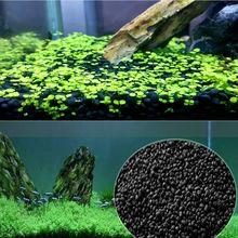 100g Aquarium Substrate Float Grass Clay Aquarium Soil For Waterweeds Water Plants Safe & Non-Toxic Aquarium Gravel Decoration N