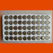 50 X AG10 LR1130 389 LR54 Piles Bouton plateau