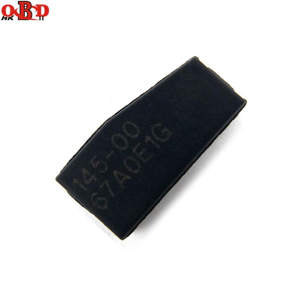 HKOBDII 5 pçs/lote, Original Novo 4D67/68 Chips de Transponder Clonador De Chip da Chave Do Carro Em Branco para Toyota