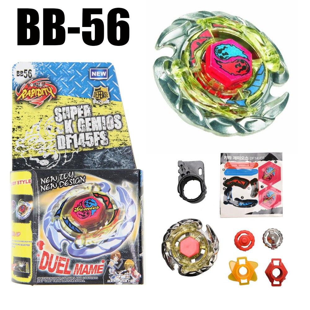 Killer / Evil Gemios Metal Fusion 4D Spinning Top BB-56 Drop shopping