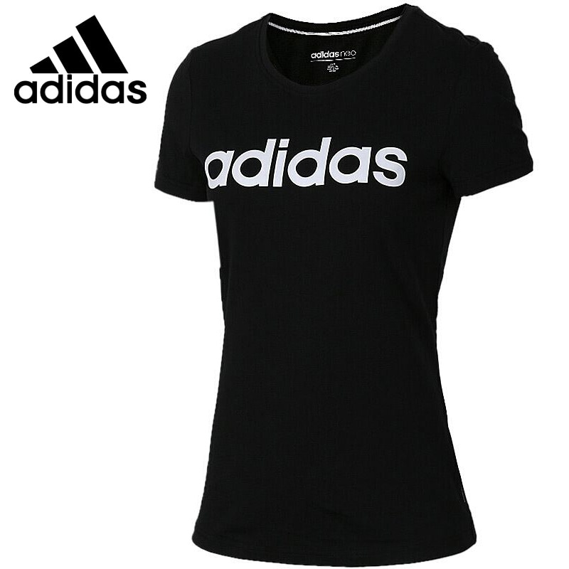 Originele Nieuwe Collectie Adidas Adidas Neo Label Shirts Korte Mouw Vrouwen Sportkleding