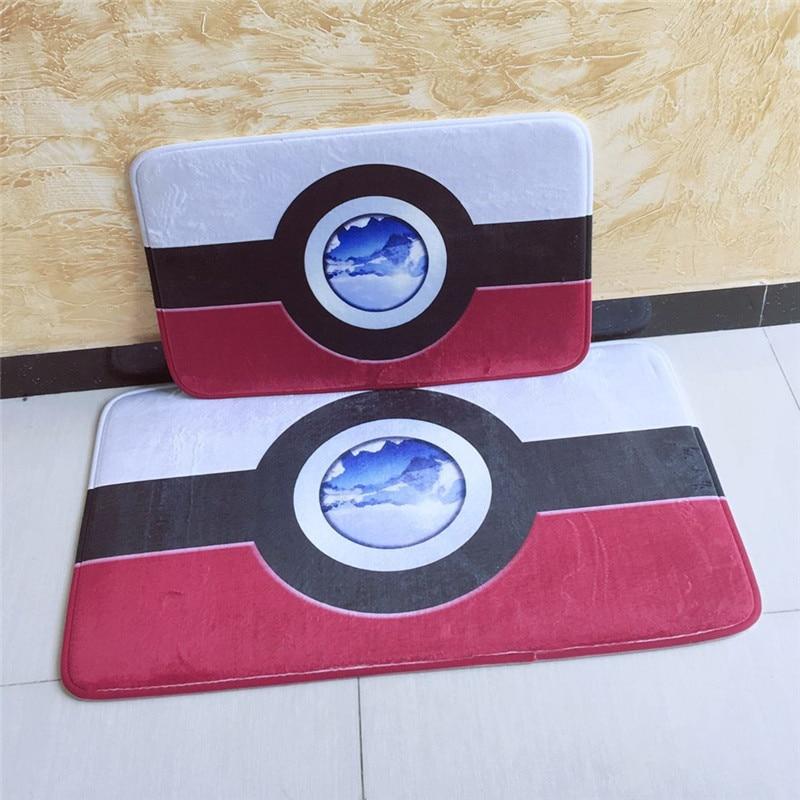 Camera Mats Anti Slip Floor Carpet 3D Pattern Ribbon Print Doormat for the Bathroom Entrance Kitchen Home Carpets Decoration