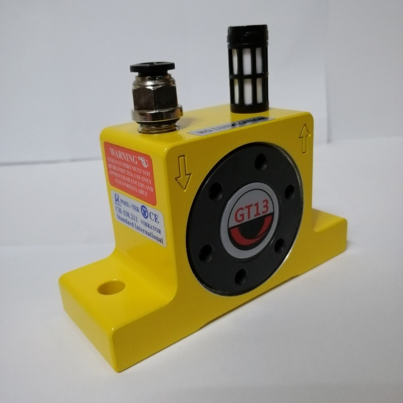 Vibradores de turbina neumática GT13, neumático vibrador GT13