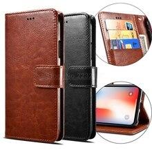 Case for Samsung Galaxy A10 A30 A50 2019 M10 M20 M30 S10 S9 S8 Plus S10e Note 9 A7 A8 A9 A6 J4 J6 J7 J8 Case Cover Flip Leather