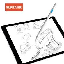 Suntaiho für apple bleistift Stylus Stift Aktive Universal Kapazitiven Touch Pen Bildschirm geräte für iPhone iPad Tablet Huawei Xiaomi