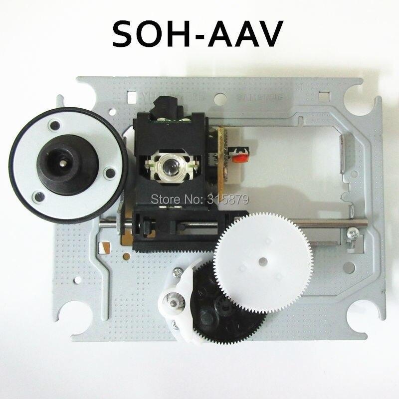 Original SOH-AAV CMS-B35 para SAMSUNG CD VCD láser camioneta lente con mecanismo de SOHAAV CDT100