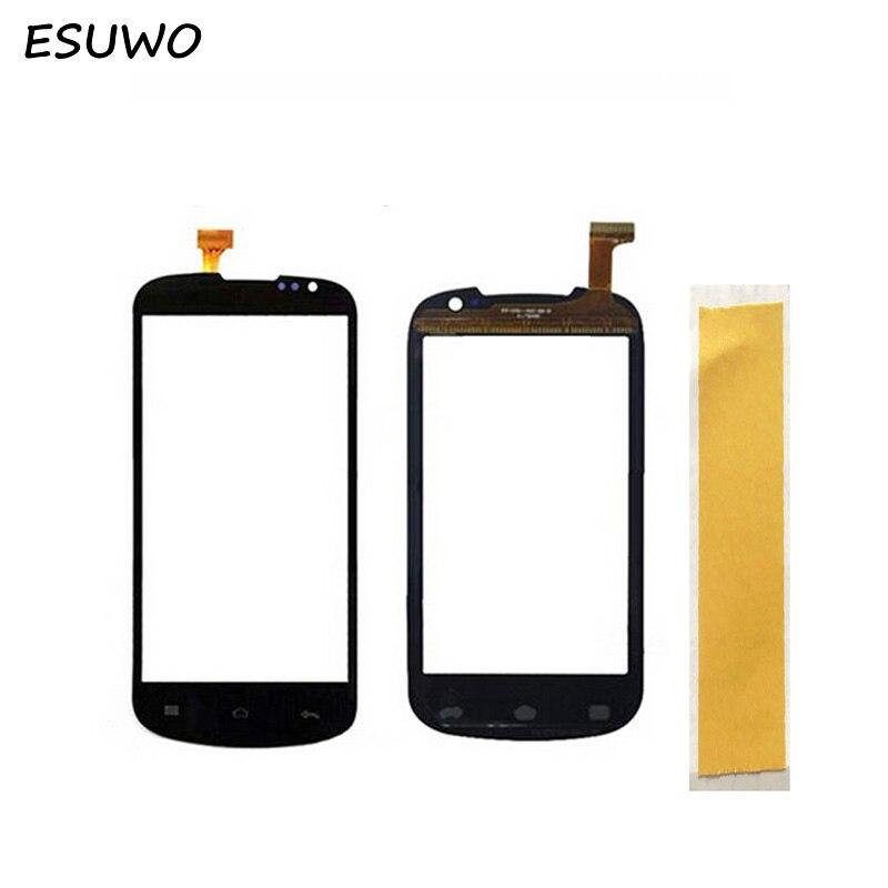 ESUWO Touchscreen For Highscreen Spark Sensor Touch Screen Digitizer Sensor Panel Glass Lens