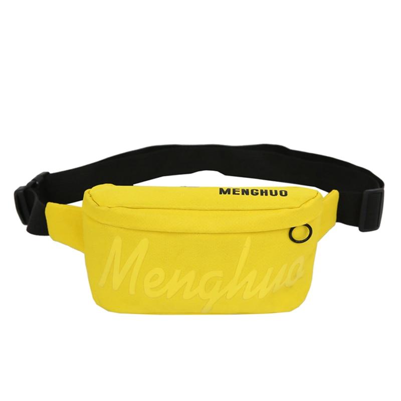 Поясная сумка, для денег, телефона, поясная, женская, повседневная, брендовая, для мужчин, сумка-мессенджер, женская, черная, нагрудная, сумка-...