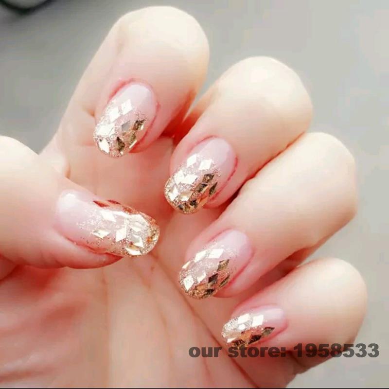 Diamond Shape 2mm Size Rhombic Paillette Multicolored Hot Pink Transparent Shinning Glitter Sequins for Nails Art DIY C53