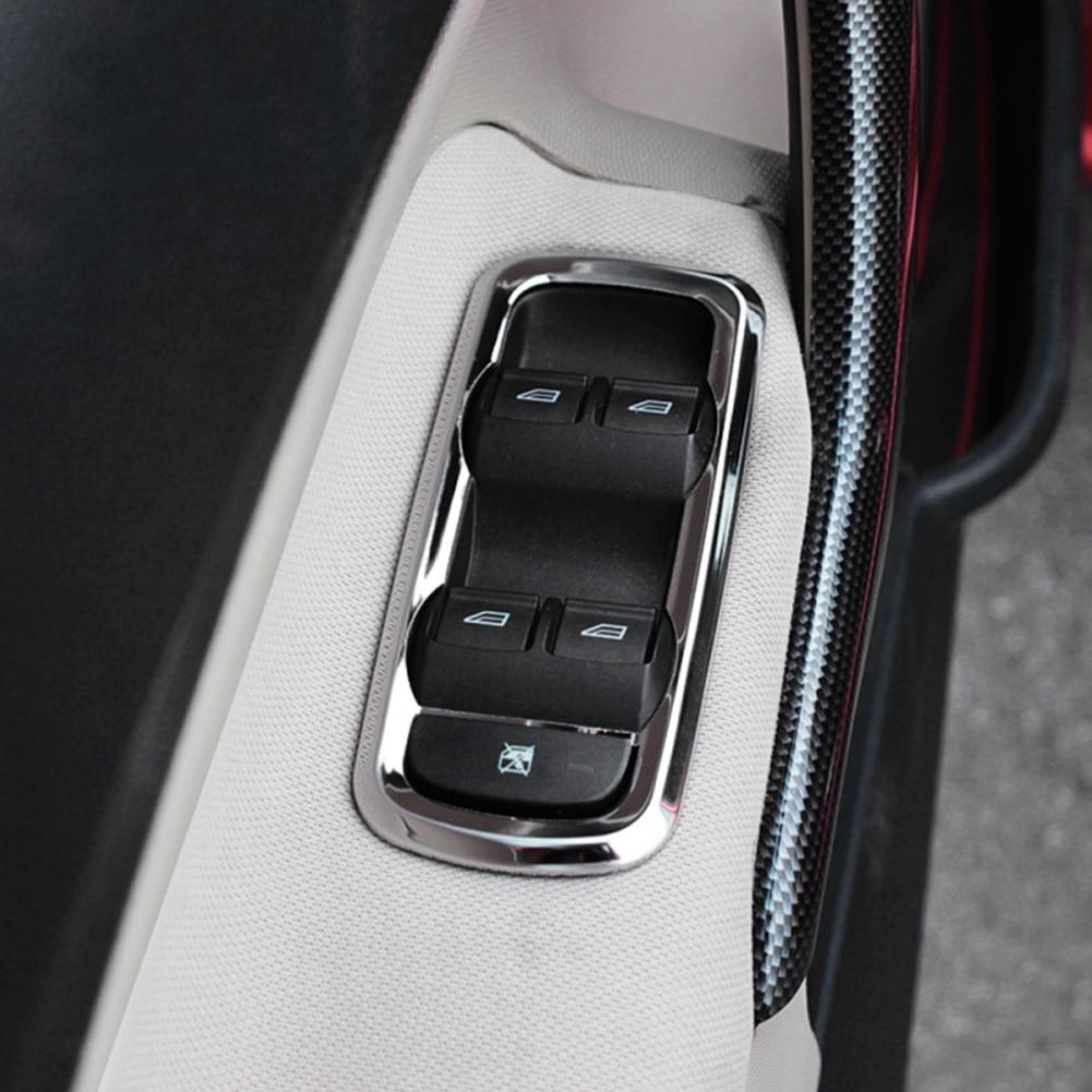 Coche eléctrico de ventana principal de Control de botón interruptor elevador accesorios aptos para Ford Fiesta 2011 de 2012 de 2013 8A6T-14A132-CC