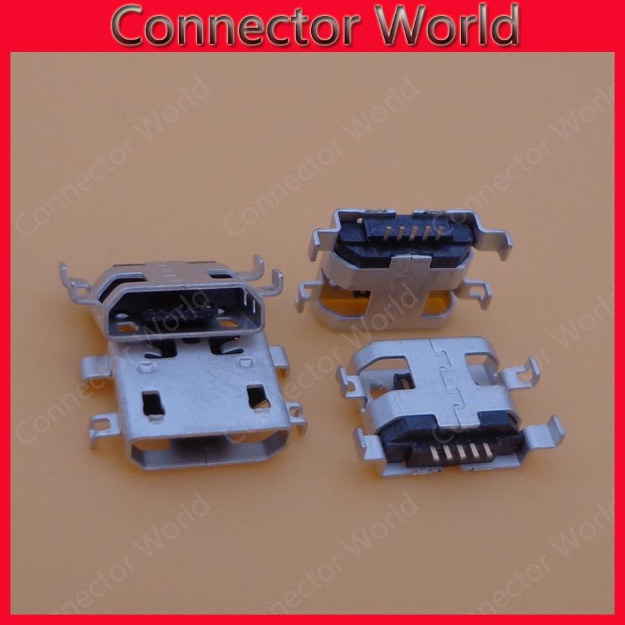 2pcs/lot micro mini USB jack socket Charging Port Dock Connector replacement Repair Parts for THL W5 W6 W7 W8 W11 V12 V7 T3 T2