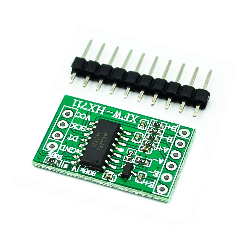 Módulo dedicado do anúncio do sensor de pesagem do módulo hx711 para arduin