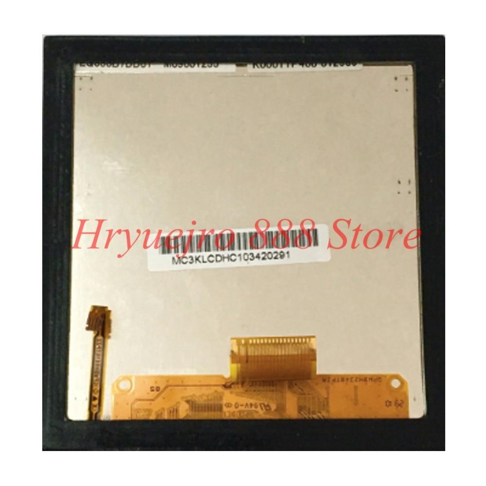 3.0 Visor Do Painel de Tela LCD Para Motorola Symbol MC3000 LQ030B7DD01 MC3070 MC3090 MC3090G coletor portátil Afiada