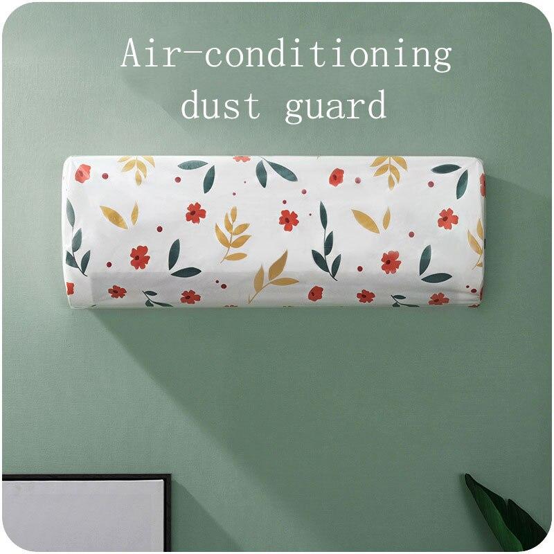 Vanzlife, hogar creativo, aire acondicionado, cubierta de polvo, cubierta de aire acondicionado colgante Simple, cubierta de polvo