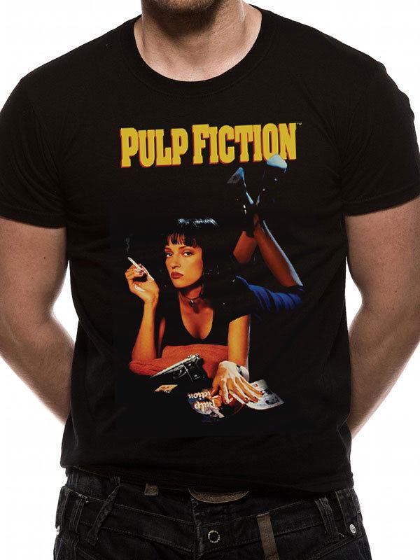 pulp-fiction-uma-thurman-poster-official-tarantino-black-mens-t-shirt-2019-new-fashion-t-shirt-men-cotton-funny