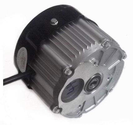 BM1418HQF 500 واط تيار مستمر 48 فولت/60 فولت فرش السيارات ، دراجة كهربائية المحرك ، BLDC ، دون التفاضلية والعتاد