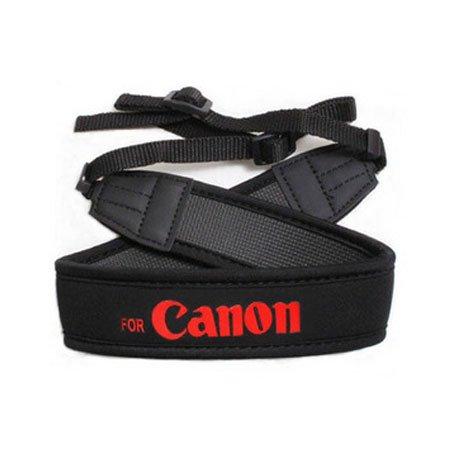 Neoprene Neck Strap Shoulder Belt for Canon DSLR SLR Camera belt