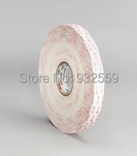 20mm X 33M 3M VHB cinta blanco 4950 45 mil envío gratis