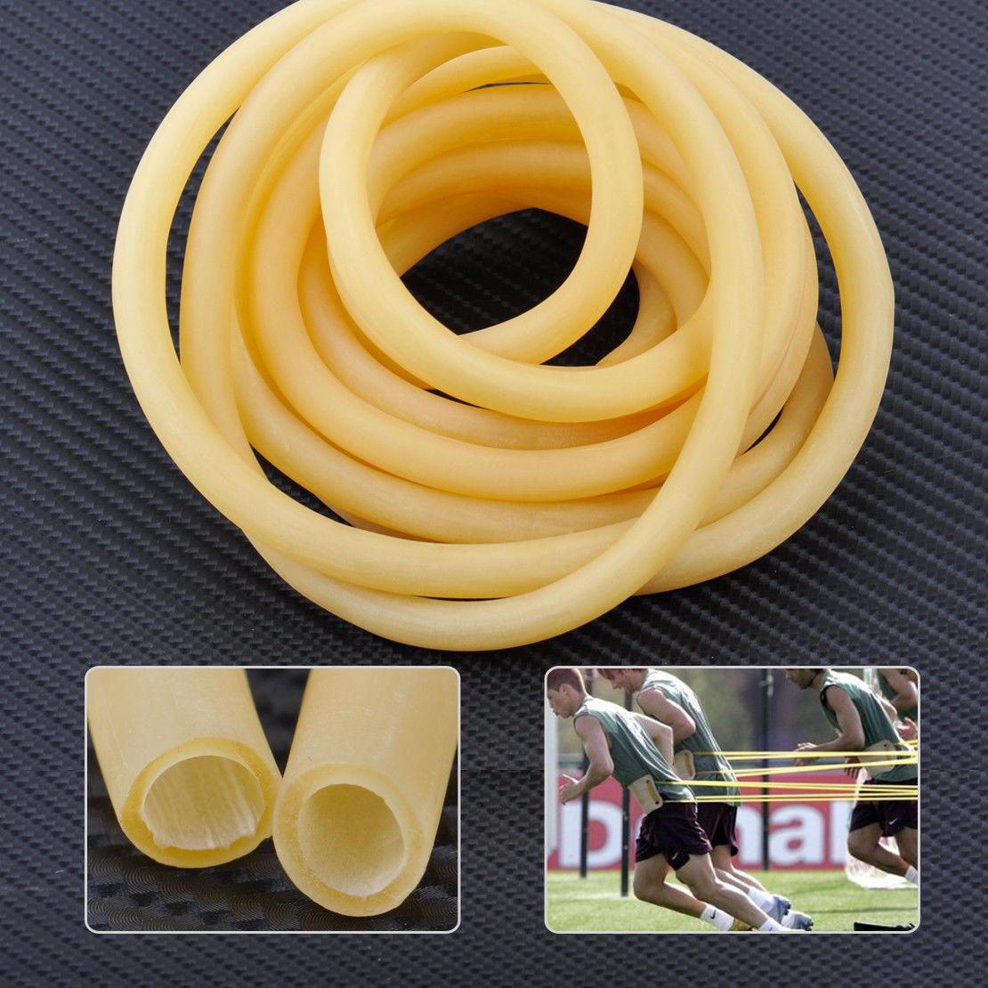 6mm tubo de borracha látex natural faixas de mangueira cirúrgica para estilingue caça catapulta fitness yoga arco acessórios 3m 6mm x 9mm