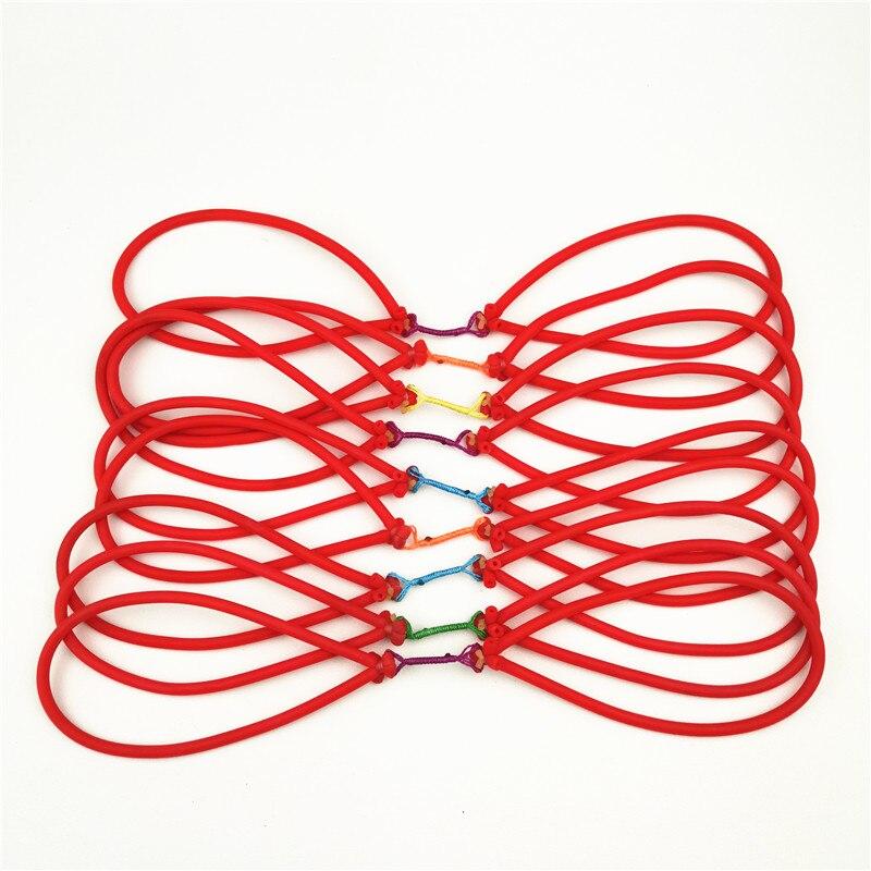 Großhandel angeln sling gummiband verwendet für fang angeln schleuder latex gummi für outdoor huntingslingshot gummi Rohr