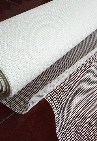 Tapete de tela com fecho para bordado, tapete tipo faça você mesmo com frete grátis