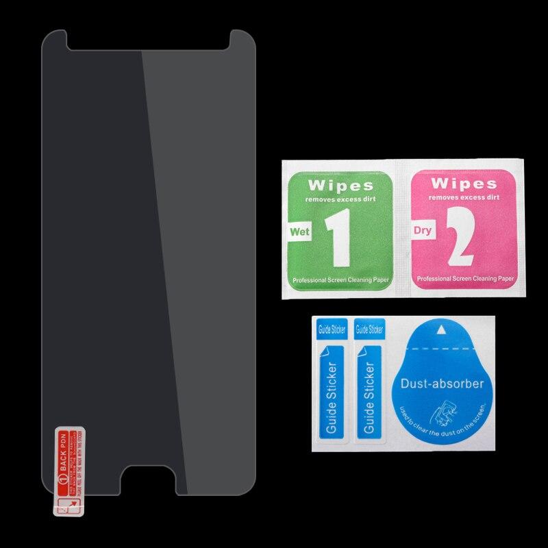 Vidrio Templado 9H 2.5D para LEAGOO M13 TS8 M9 Pro S10 S8 S8 PRO T5 protector de pantalla del teléfono película de la cubierta del teléfono inteligente