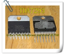 Darmowa dostawa! 10 sztuk TDA7293 7293 ZIP15 nowy oryginalny wzmacniacz wysokiej mocy układu