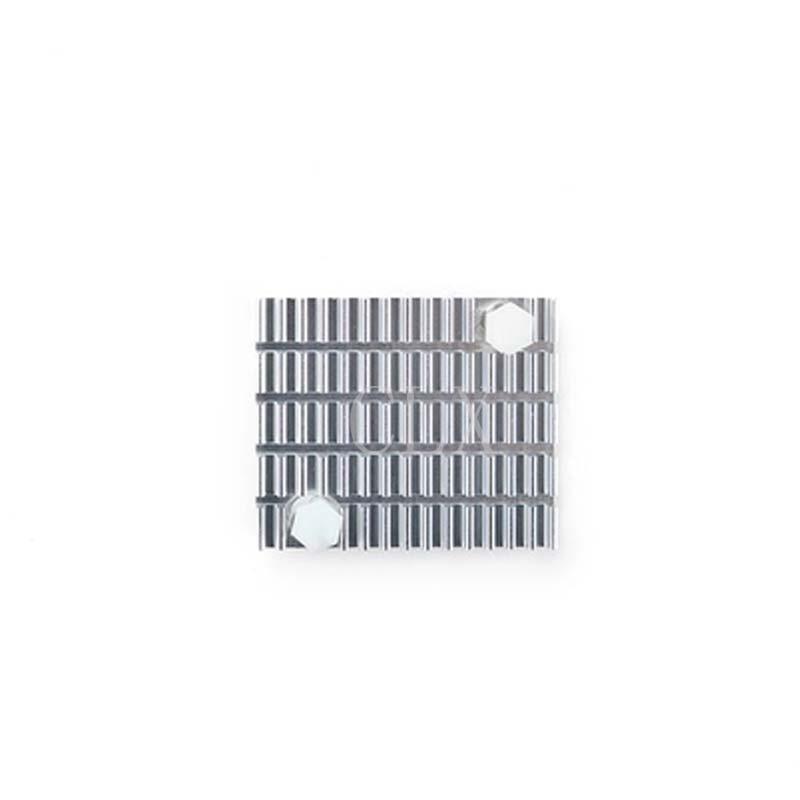 High quality aluminum heatsink with Earhole, suitable for Nanopi fire2a/fire3/k1 Plus
